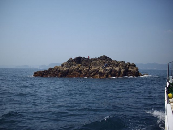 宇久井・丸島