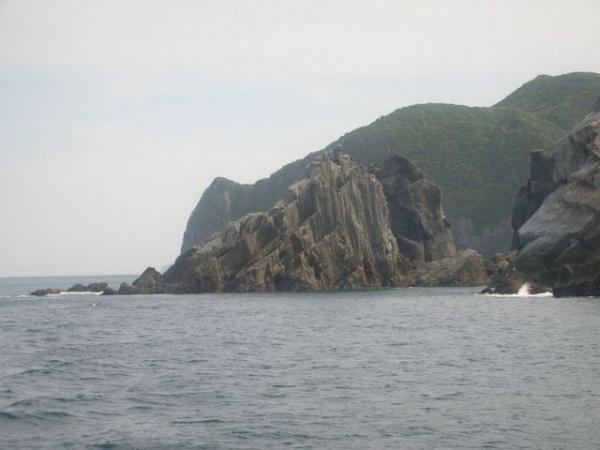 新島、沖長根