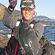 七里御浜で真アジが釣れました!